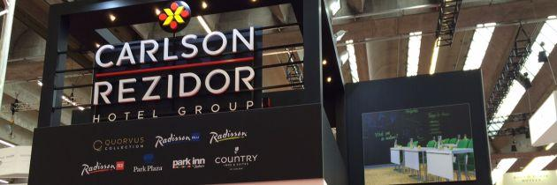 The Rezidor Hotel Group & Park Inn by Radisson Cologne City West present themselves at the IMEX 2015