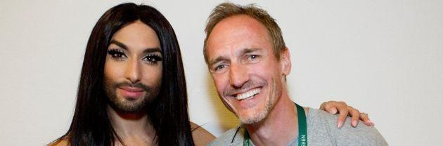 Meet & Greet mit Conchita Wurst