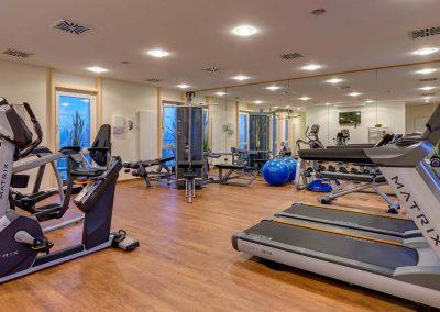 Park Inn by Radisson Köln City West Fitness