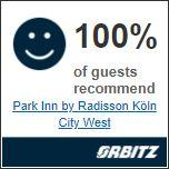 Orbitz Recommendation Park Inn by Radisson Köln City West