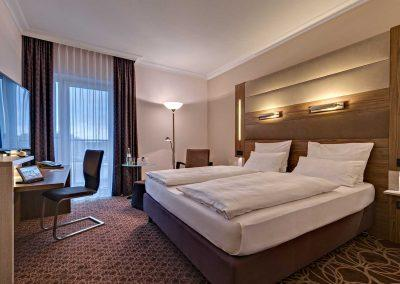Park Inn by Radisson Koeln City West Standard Zimmer